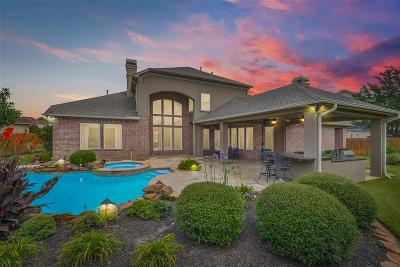 Cypress Single Family Home For Sale: 14002 Winding Springs Drive