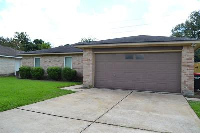 Houston Single Family Home For Sale: 13923 Fieldstone Drive