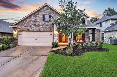 Montgomery Single Family Home For Sale: 134 Springshed Place