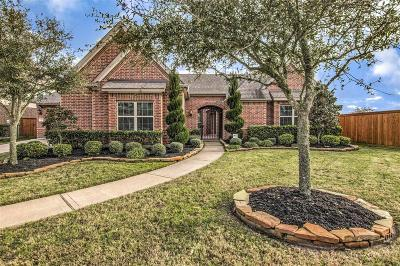 Cypress Single Family Home For Sale: 17923 Lake Nocona Court