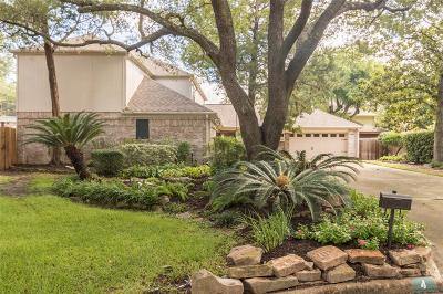 Sugar Land Single Family Home For Sale: 4 Wedgewood Court