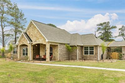 Alvin Single Family Home For Sale: 7119 Bayou Timbers Drive