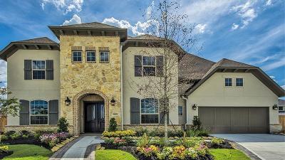 Katy Single Family Home For Sale: 23707 Barrington Springs Circle
