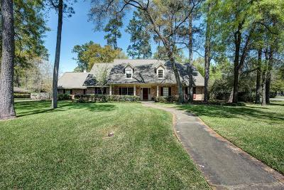 Bunker Hill Village Single Family Home For Sale: 11602 Windy Lane