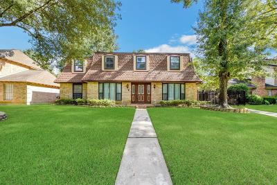 Houston Single Family Home For Sale: 5203 Dana Leigh Drive