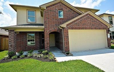 Fresno Single Family Home For Sale: 2107 Bravos Manor