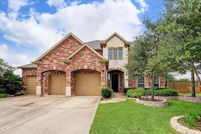 Katy Single Family Home For Sale: 27431 Sunrise Ranch Lane