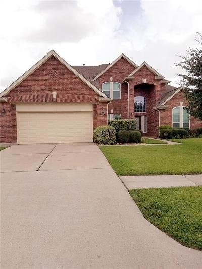 Spring Single Family Home For Sale: 19202 Camellia Bend Circle