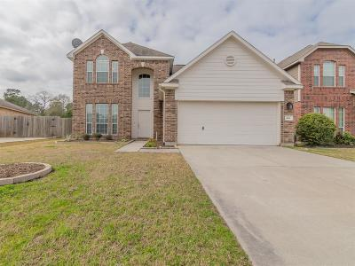 Conroe TX Single Family Home For Sale: $222,222