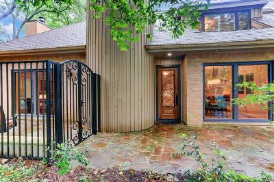 Memorial Single Family Home For Sale: 132 Sugarberry Circle