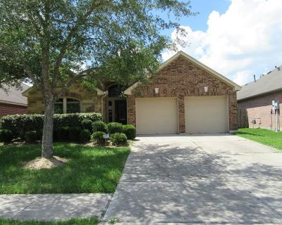 Pearland Single Family Home For Sale: 13314 Moonlit Lake Lane