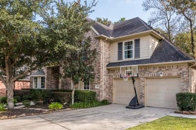 Humble Single Family Home For Sale: 18002 Bayou Mead Trail