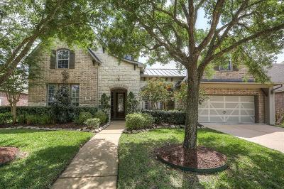 Friendswood Single Family Home For Sale: 2504 Mountain Falls Court