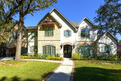 Houston Single Family Home For Sale: 606 Regentview Drive