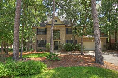 The Woodlands Single Family Home For Sale: 158 Wisteria Walk Circle