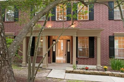 The Woodlands Single Family Home For Sale: 18 Hawkseye Place