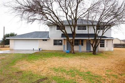 Willis Single Family Home For Sale: 13081 Fm 830 Road