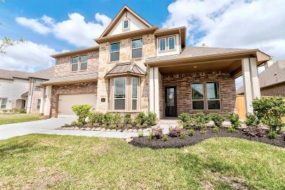 Katy Single Family Home For Sale: 4007 Graham Heights Ln