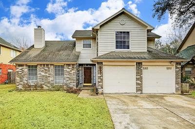 Friendswood Single Family Home For Sale: 1510 Regency Court