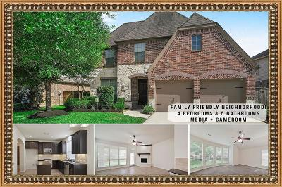 Humble Single Family Home For Sale: 7010 Sanders Hill Lane