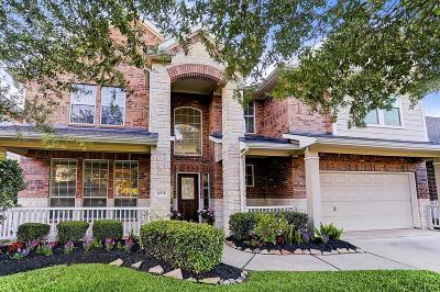 Katy Single Family Home For Sale: 26710 Eagle Park Lane