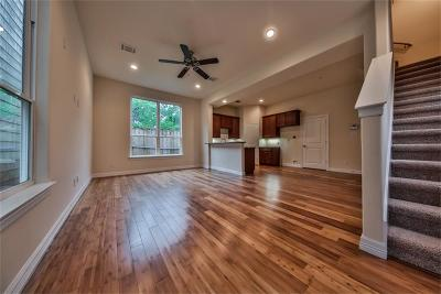 Houston Single Family Home For Sale: 736 Link