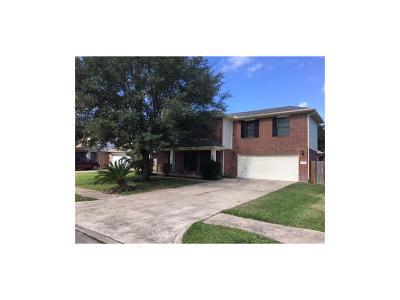 Katy Single Family Home For Sale: 22718 Tara Way Drive