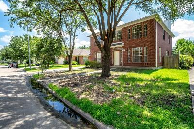 Houston Single Family Home For Sale: 9343 Starfire Lane