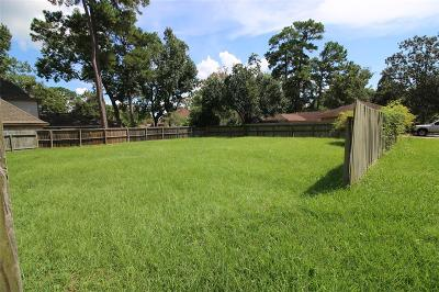 Humble Residential Lots & Land For Sale: Pine Green Drive