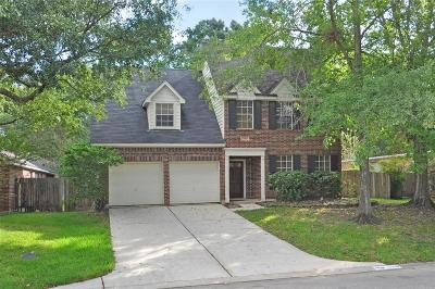 Kingwood Single Family Home For Sale: 20814 Greenfield Trail Trail
