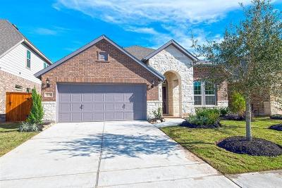 Cypress Single Family Home For Sale: 11214 Bluewater Lagoon