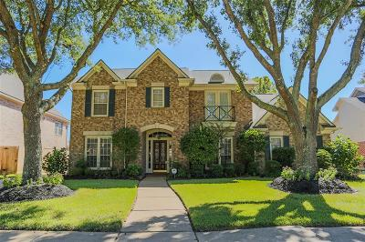 Katy Single Family Home For Sale: 22027 Treesdale Lane