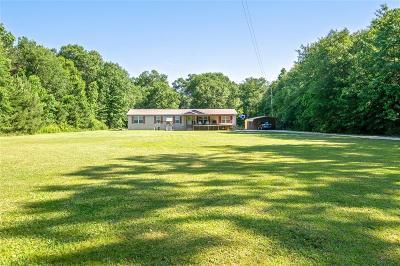Huffman Single Family Home For Sale: 195 Bearden Lane