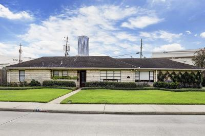 Houston Single Family Home For Sale: 2415 Drexel Drive