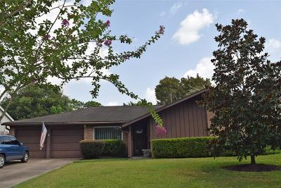 Houston Single Family Home For Sale: 8418 Rowan Lane
