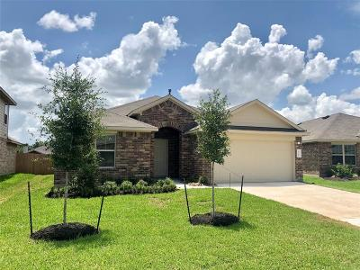 Spring Single Family Home For Sale: 4706 Pioneer Forest Drive
