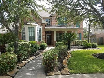 Sugar Land Single Family Home For Sale: 6406 Hidden Crest Way