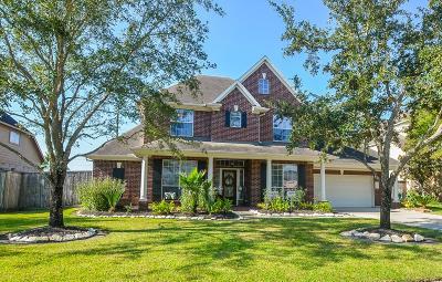 Katy Single Family Home For Sale: 26431 Hidden Timbers Lane