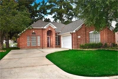 Montgomery Single Family Home For Sale: 22 Laguna Road