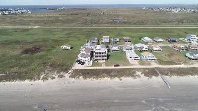 Galveston Single Family Home For Sale: 13210 Bermuda Beach Drive
