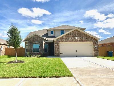 Texas City Single Family Home For Sale: 2322 Regatta Lane