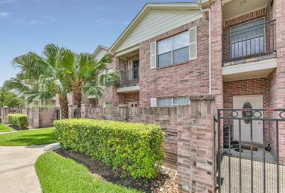 Houston Condo/Townhouse For Sale: 2865 Westhollow Drive #34