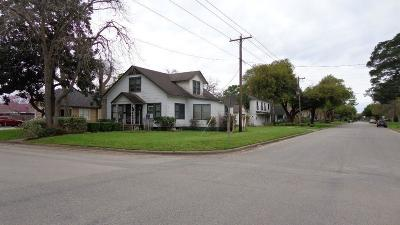 Sealy Single Family Home For Sale: 203 Hardeman Street