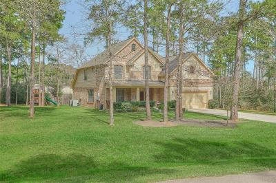 Single Family Home For Sale: 4206 Highland Lakes