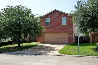Houston Single Family Home For Sale: 12431 Aarons Way Drive