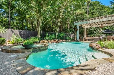 The Woodlands Single Family Home For Sale: 86 Meadowridge Place