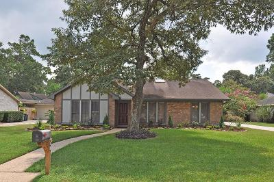 Kingwood Single Family Home For Sale: 2118 Silver Falls Drive