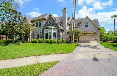 Sugar Land Single Family Home For Sale: 7606 Tiburon Trail