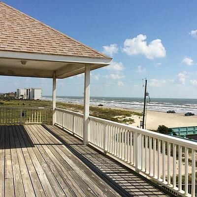 Galveston Rental For Rent: 12206 Hershey Beach Drive
