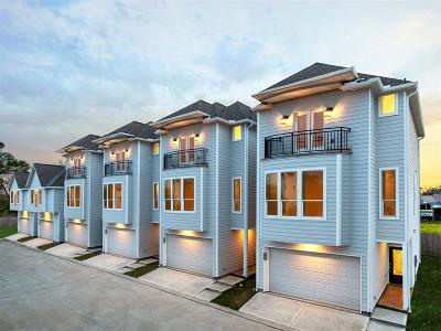 Heights Condo/Townhouse For Sale: 1809 Napa Creek Lane